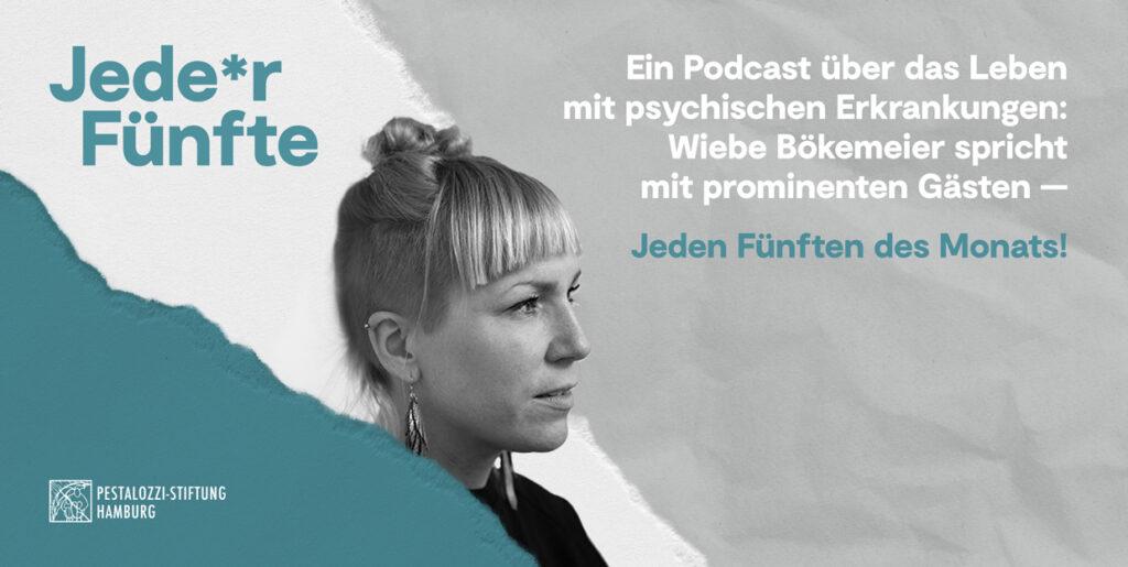 Podcast über das Leben mit psychischen Erkrankungen