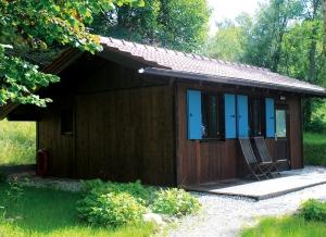 ZIST Gartenhaus außen