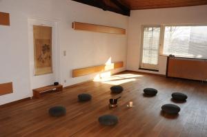 ZIST Meditationsraum