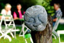 Garten-Skulptur ZIST