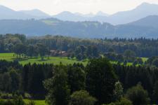 Oberland in der Umgebung von ZIST