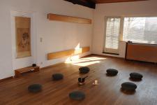 Meditationsraum im Altbau